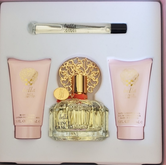 Vince Camuto Bella 4 pc gift set
